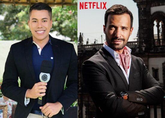 Rodrigo Alves entrevista Rodrigo Massa, cantor e ator de série internacional da Netflix