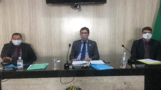 Pela primeira vez na história, Câmara Municipal de Umbaúba suspende recesso parlamentar