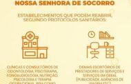 Plano de retomada da economia inicia nesta segunda-feira com restrição na Grande Aracaju