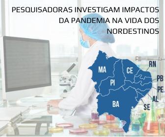 Estudo realizado por estudantes fará levantamento dos impactos biológicos, psicossociais e espirituais provocados pelo distanciamento social durante pandemia do coronavírus na região nordeste
