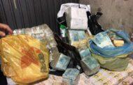Sergipano é preso com R$ 711 mil no aeroporto Galeão