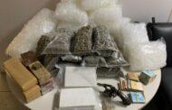 Polícia desarticula quadrilha e apreende armas e drogas em Itabaiana