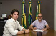 Prefeito Edvaldo exonera Jorge Araújo Filho da Secretaria de Governo