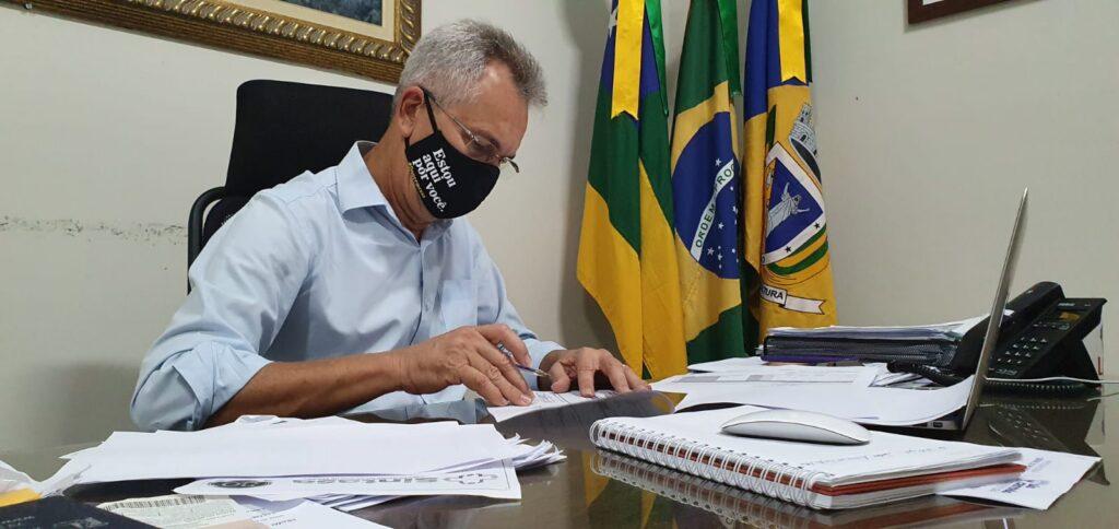 Prefeitura de Laranjeiras divulga ações de 100 dias de gestão