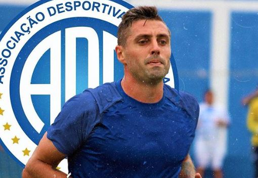 Confiança anuncia meia André Moritz, ex-Londrina e Avaí
