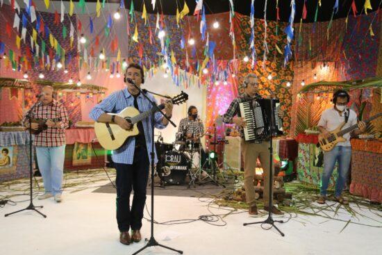 Com apresentações online, Forró Caju em Casa começa nesta terça, 23