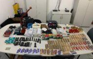 Polícia Civil prende comerciante com centenas de munições no centro de Aracaju