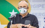 Governador Belivaldo Chagas é diagnosticado com Covid-19