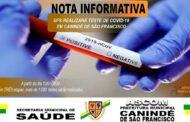 Universidade Federal de Sergipe realizará testes da Covid-19 em Canindé de São Francisco