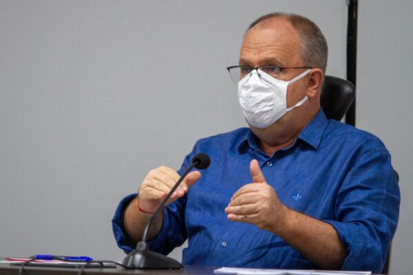 Governador se reúne com Comitê Gestor de Emergência para debater panorama da Covid-19 em Sergipe