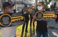 Lojistas realizam ato no Centro de Aracaju pela reabertura do comércio