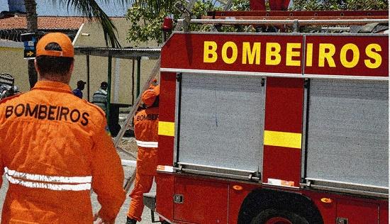 Isolamento social: bombeiros orientam sobre cuidados com as crianças