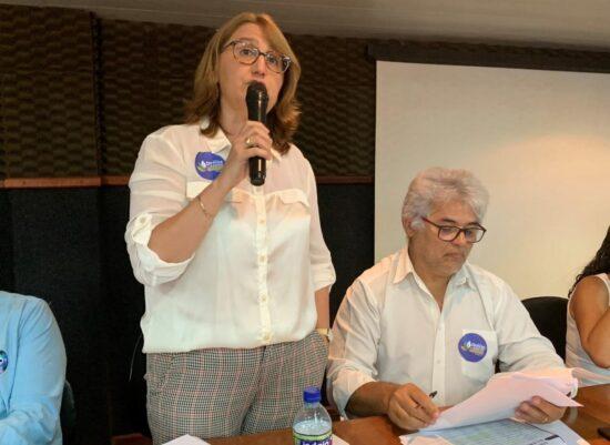 Chapa liderada pela professora Denise Albano repudia forma como Eleição na UFS ocorreu
