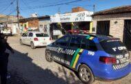 PM prende quatro suspeitos por porte ilegal de arma de fogo, desacato à autoridade e resistência à prisão em São Cristóvão