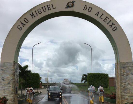 Apenas sete municípios sergipanos não têm óbitos da Covid-19