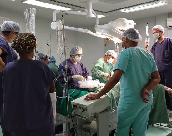 Pandemia: suspensão de transplantes aumenta fila de espera em Sergipe