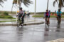 Mulher morre após colidir carro contra poste na Rodovia dos Náufragos