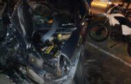 Polícia prende homem tentando furtar celular de uma pessoa envolvida em acidente, na Tancredo Neves