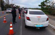 Companhia de Polícia de Trânsito flagra mais de 20 condutores por embriaguez no fim de semana