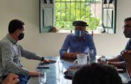 Prefeitura de São Cristóvão recebe Diretores da Deso para discutir obras da Avenida Irineu Neri