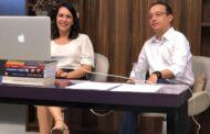 """""""A partir de hoje, nosso partido é Aracaju"""", afirma Danielle Garcia"""