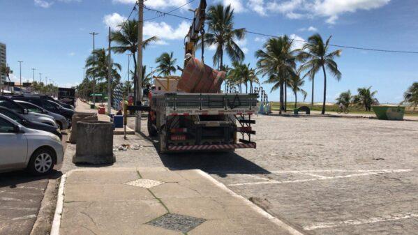 Prefeitura de Aracaju começa a reabrir estacionamentos de áreas públicas de lazer