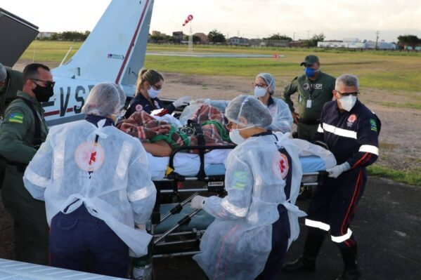 Caminhoneiro que estava hospitalizado em São Paulo já está em Sergipe