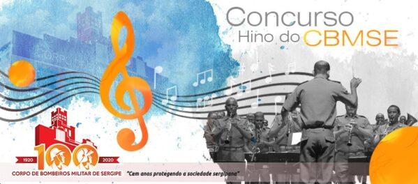 CBMSE lança concurso para criação do Hino Oficial da corporação