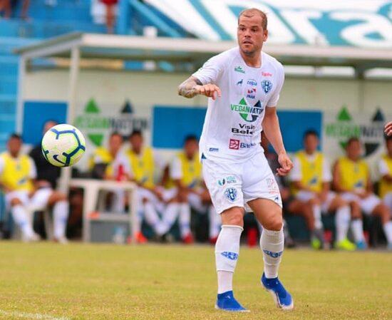 Confiança anuncia contratação do meia-atacante Tiago Luis