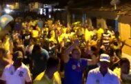 Candidato a prefeito de Telha promove passeata e descumpre Decreto do Governo