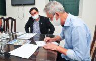 Prefeitura de São Cristóvão assina convênio com SergipeTec para formação tecnológica de professores em ferramentas digitais