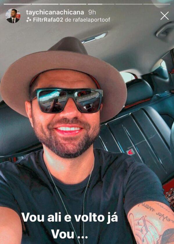 Cantor da banda Chicana morre em acidente de carro na Bahia