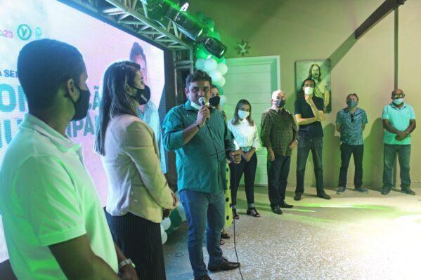 Nossa Senhora das Dores: Convenção do Cidadania e Podemos, oficializa apoio as pré-candidaturas de Mário da Clínica e Fernanda Lima