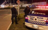 CPTran flagra 30 condutores por embriaguez ao volante no fim de semana