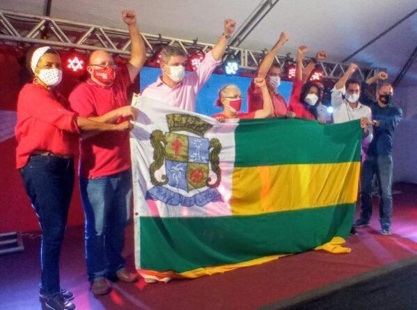 Convenção do PT confirma Márcio Macêdo na disputa pela Prefeitura de Aracaju
