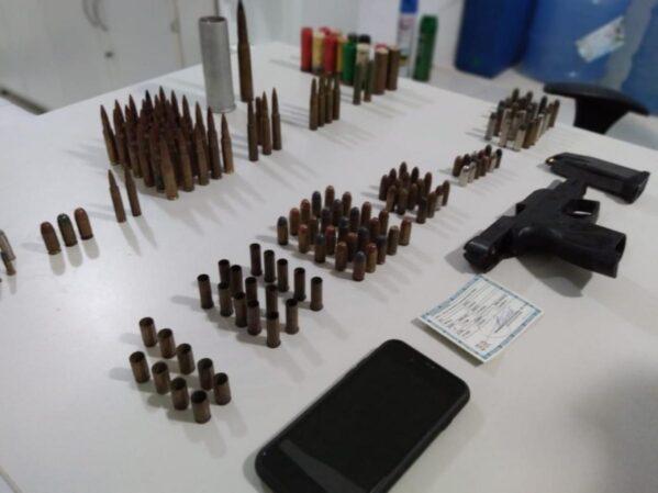 Sargento da PM é preso, suspeito de matar vigilante em Laranjeiras