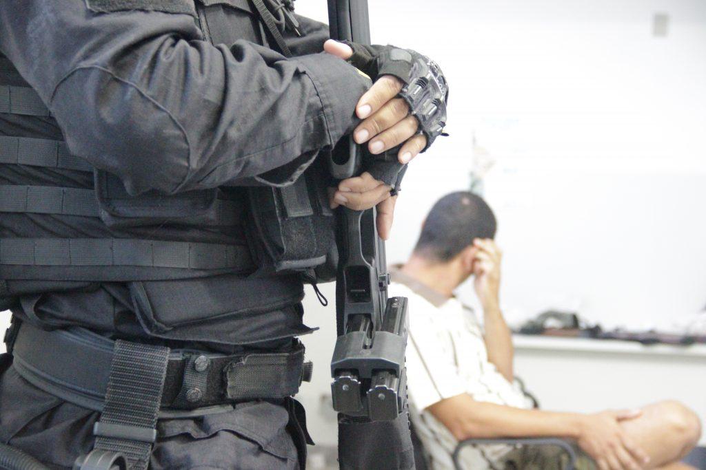 Suspeito de latrocínios morre em confronto com a polícia de Itabaiana