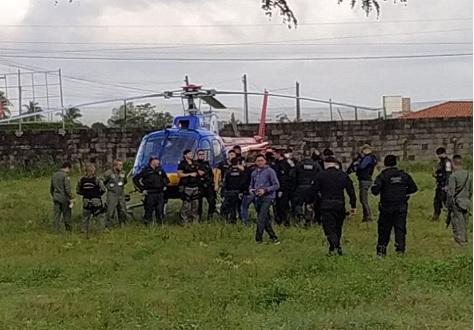 Operação da Polícia acaba com três mortos em Sergipe