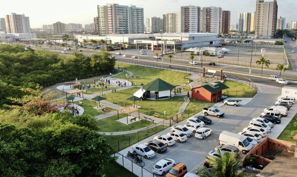 Parque Ecológico Poxim é mais uma opção de espaço verde em Aracaju