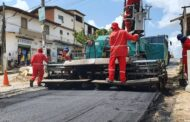 Prefeitura de São Cristóvão finaliza obra de pavimentação da Horácio Souza Lima, na Divinéia