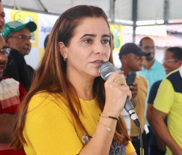 Condenada por improbidade, MPE pede a impugnação da candidatura de Lara Moura