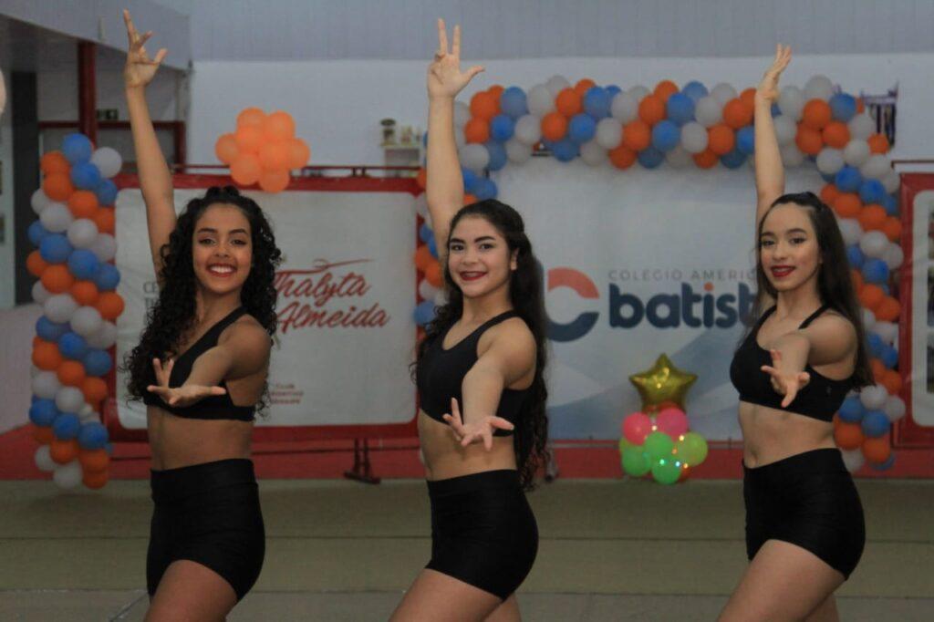 Ginastas do Sergipe participam do Grande Prêmio de GR que acontece na Colômbia