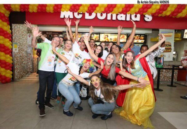 Iniciadas vendas dos tíquetes para McDia Feliz desde ano