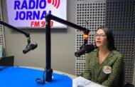 """""""Os aracajuanos querem a mudança"""", afirma Danielle Garcia"""