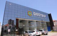Deotap ganha um novo prédio e reforça atuação no combate à corrupção e a crimes contra a administração pública