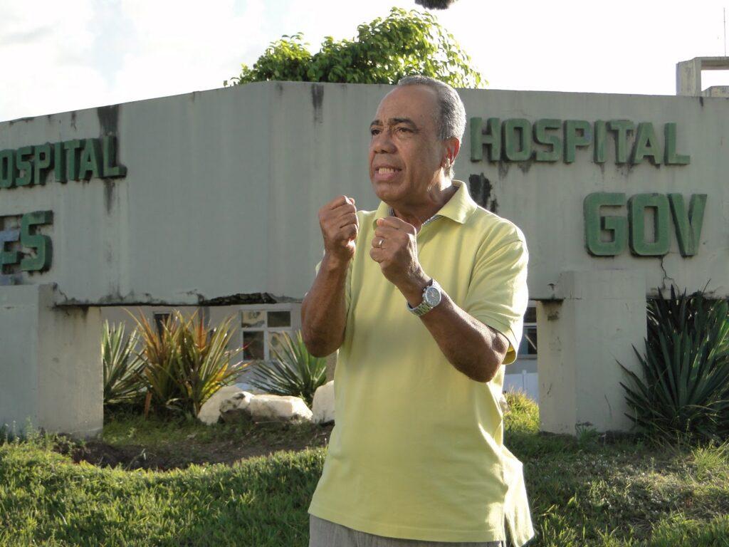 Morre o ex-governador João Alves Filho