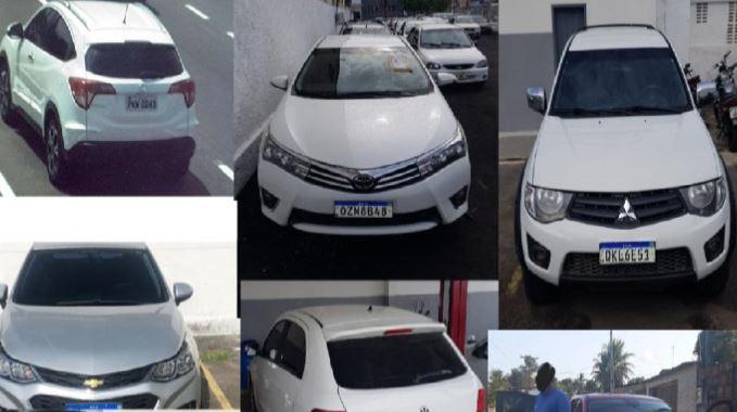 Polícia Civil prende seis suspeitos de roubo de veículos e golpes em seguradoras