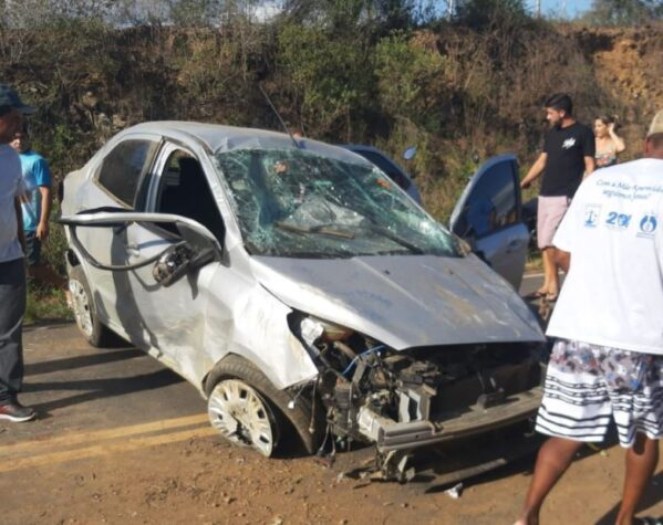 Prefeito de São Miguel do Aleixo morre em acidente na SE-230