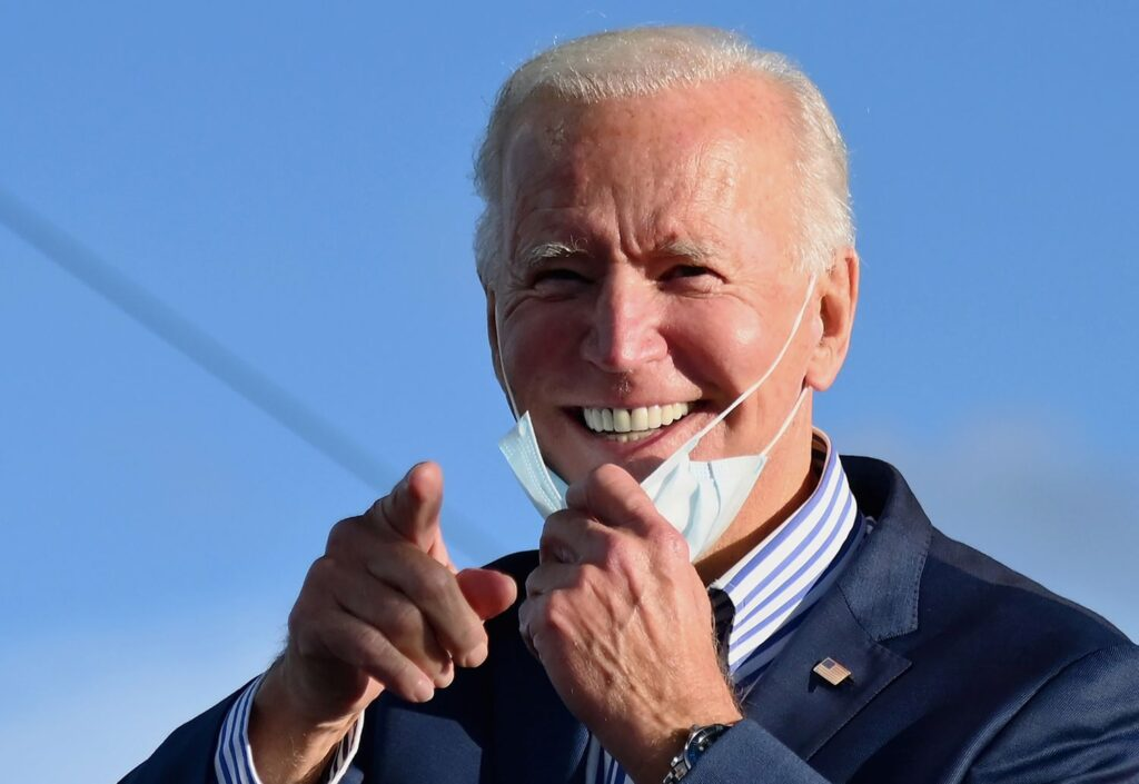 Joe Biden derrota Trump e se elege presidente dos Estado Unidos