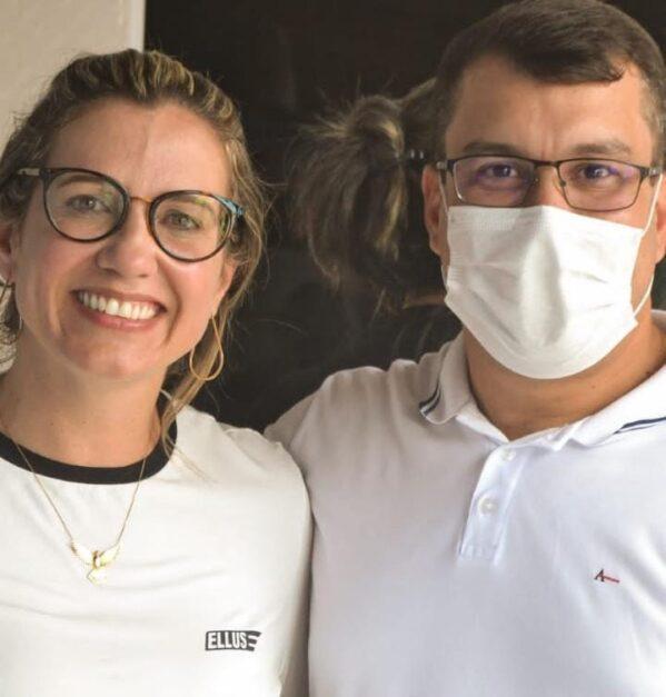 Silvany faz história e se torna a primeira mulher reeleita prefeita em Capela
